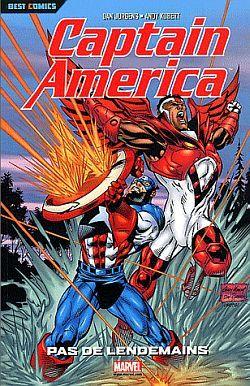 CAP AMERICA T02