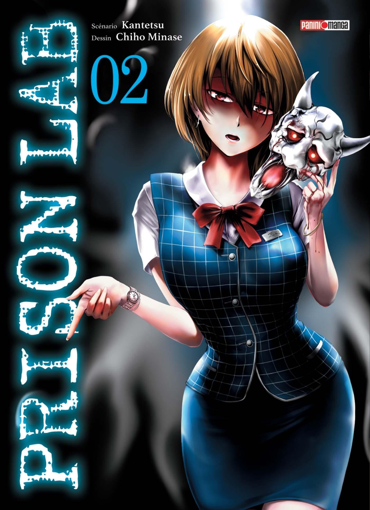 PRISON LAB T02