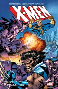 X-MEN - ROAD TO ONSLAUGHT T01