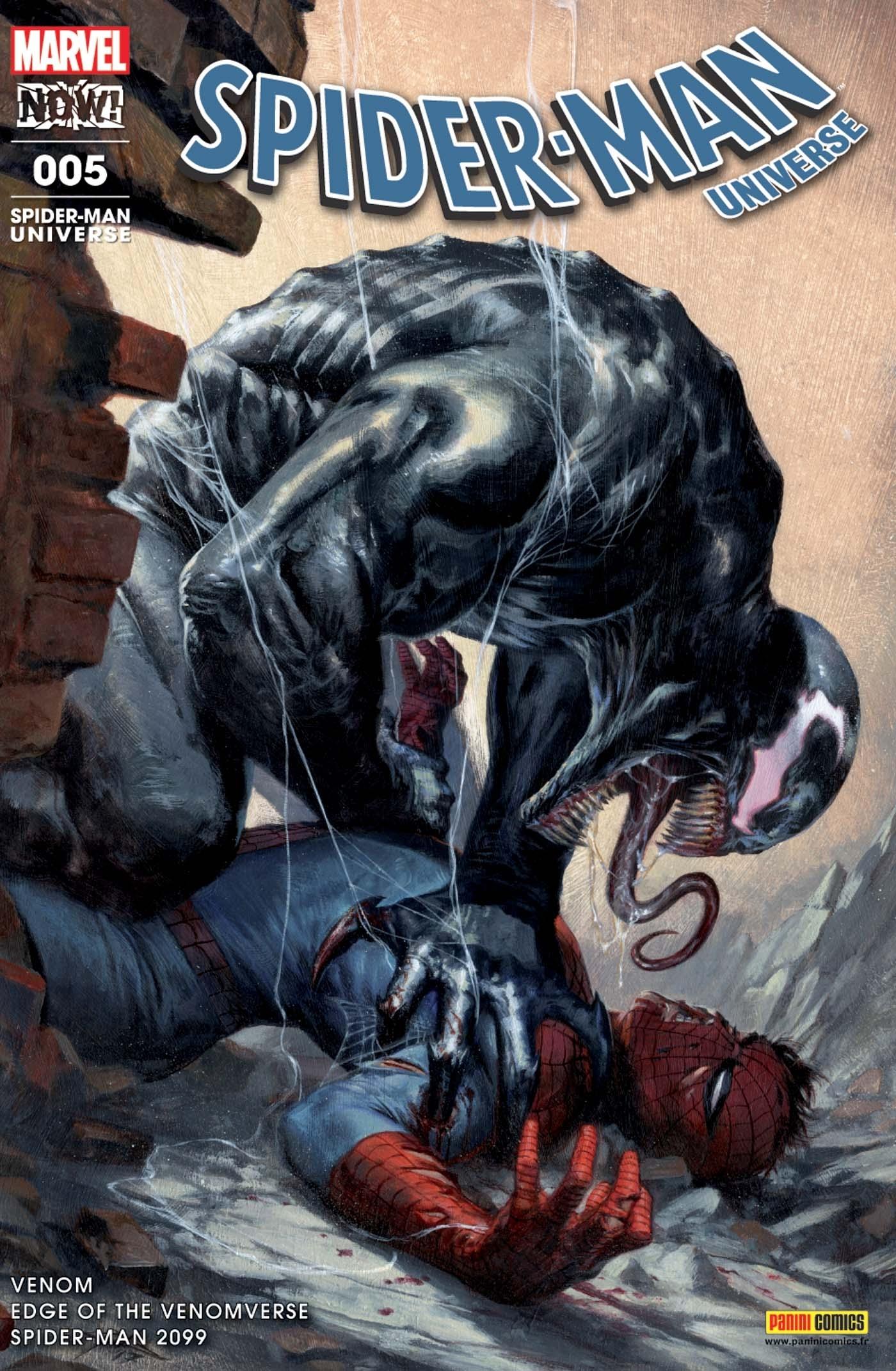SPIDER-MAN UNIVERSE N 5