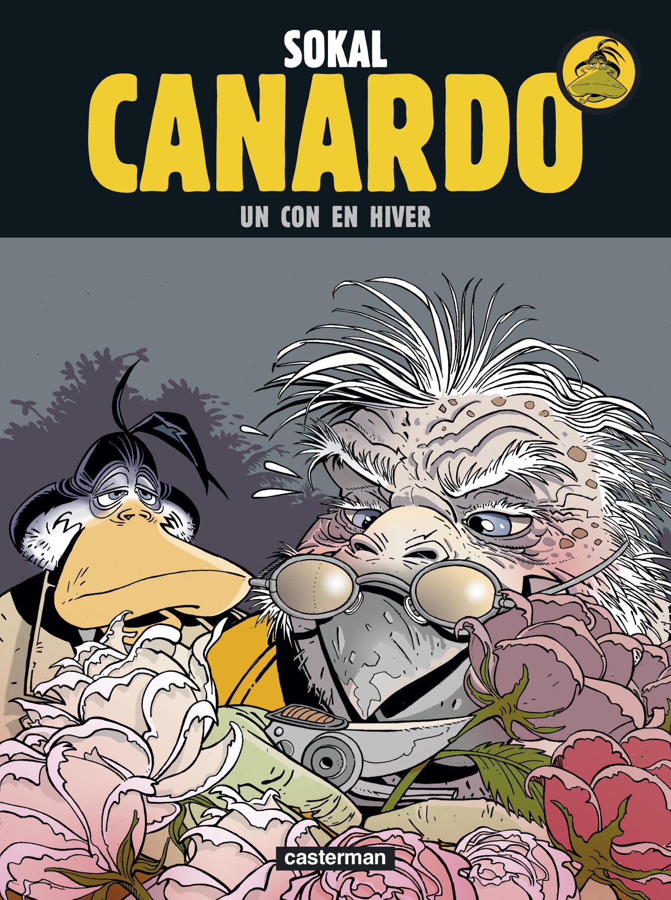 CANARDO T25 UN CON EN HIVER