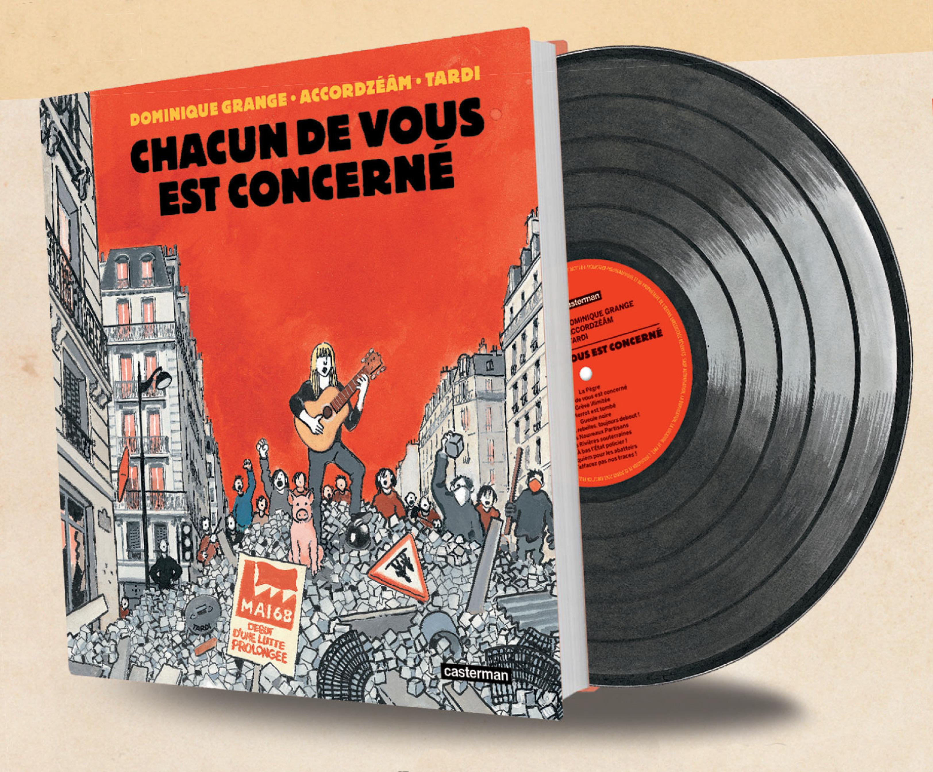 CHACUN DE VOUS EST CONCERNE