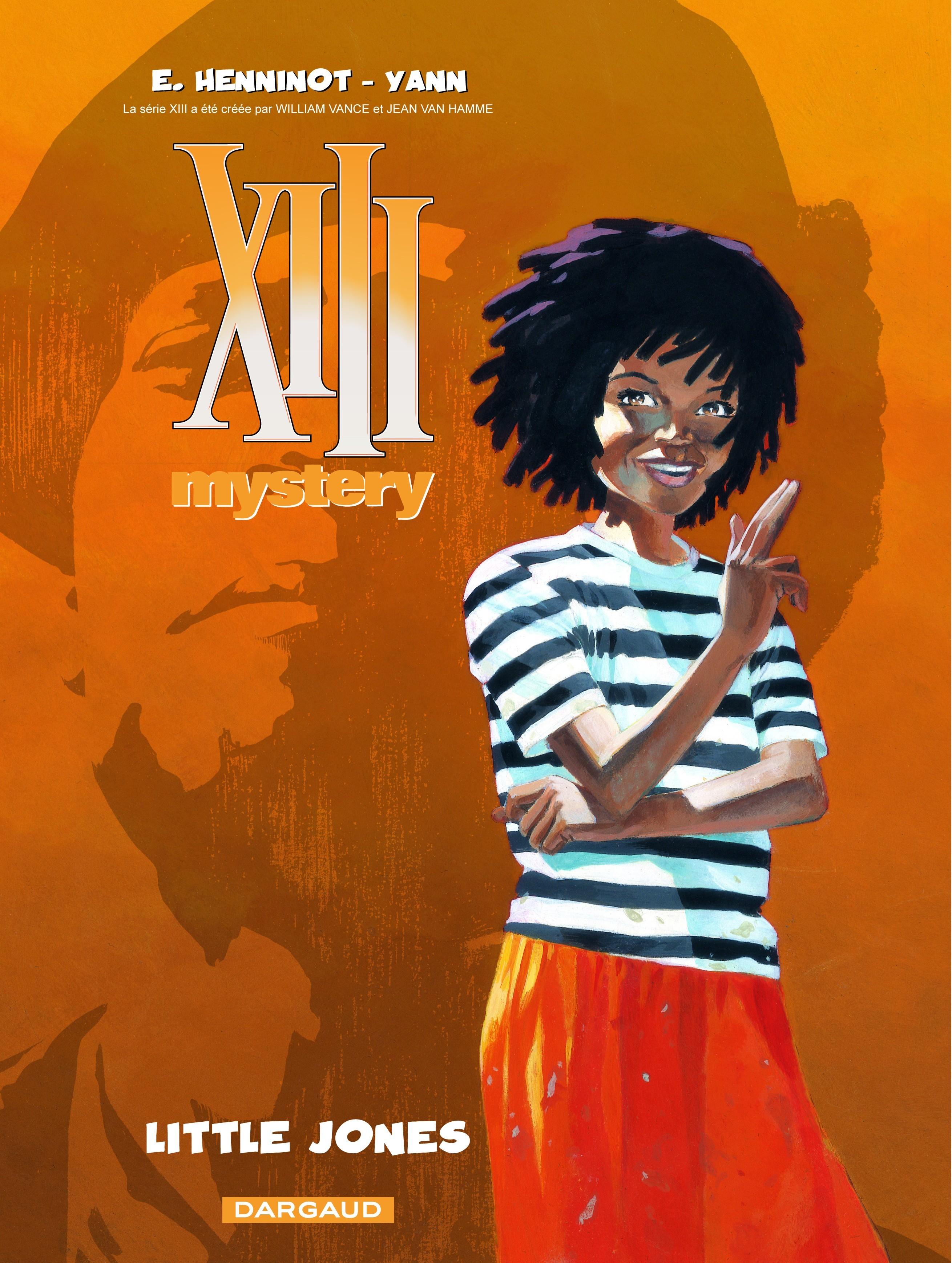 XIII MYSTERY T3 LITTLE JONES