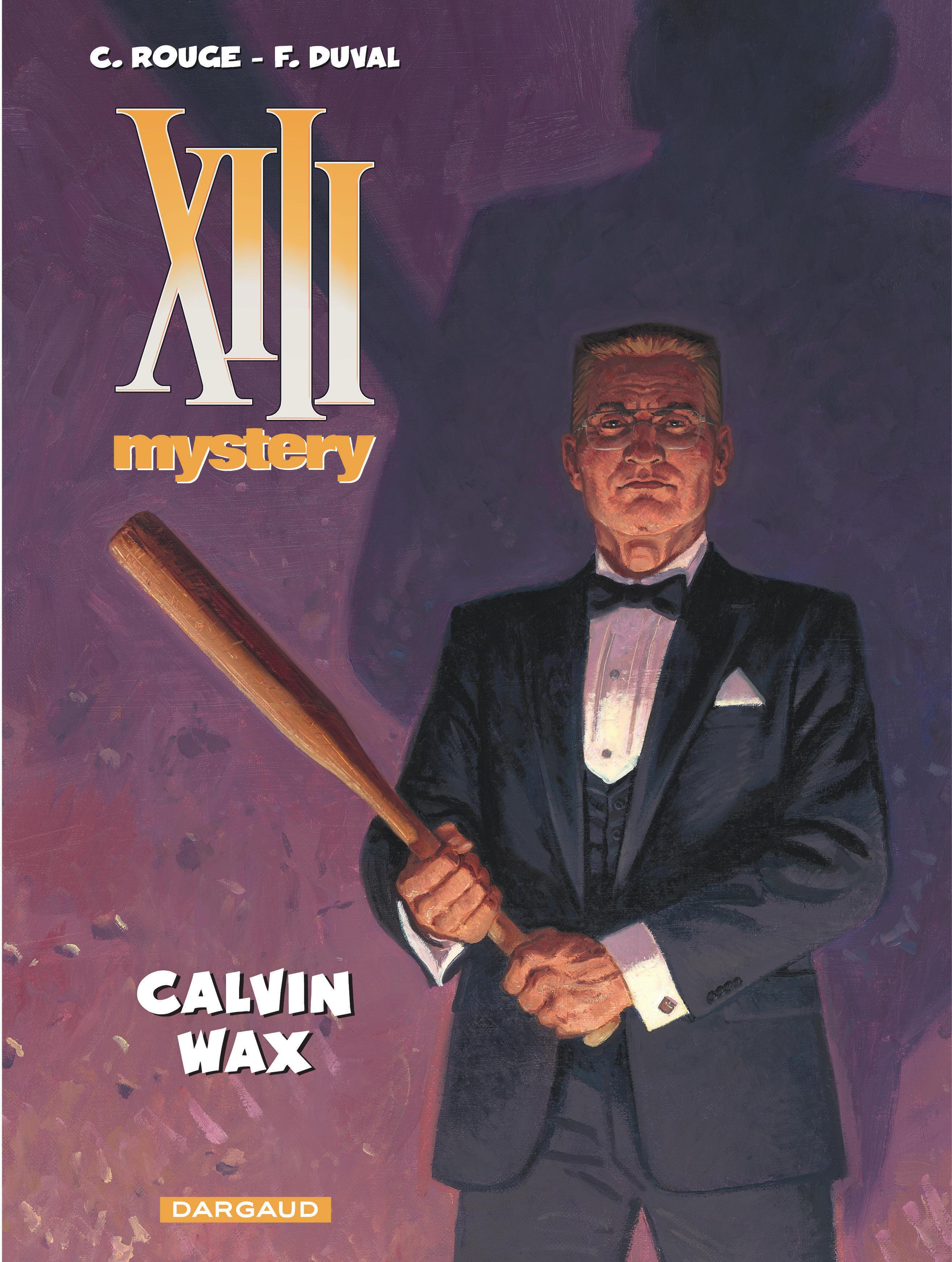 XIII MYSTERY T10 CALVIN WAX