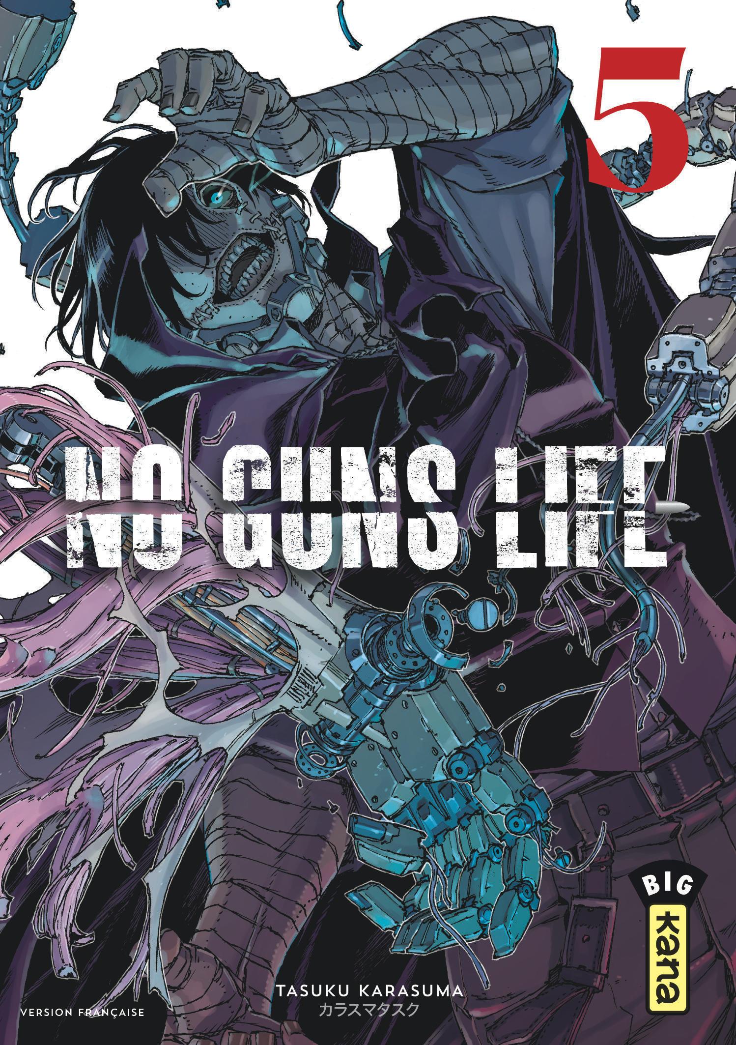 NO GUNS LIFE T5