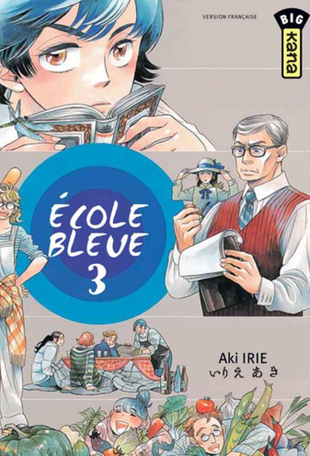 ECOLE BLEUE T3