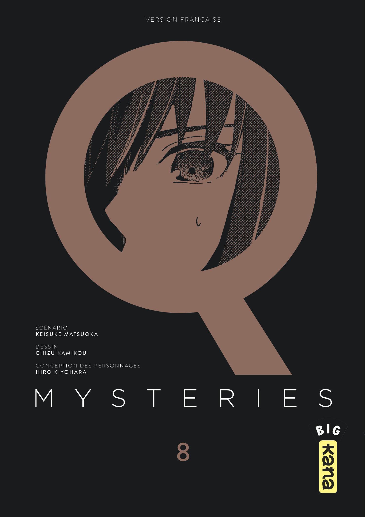 Q MYSTERIES T8