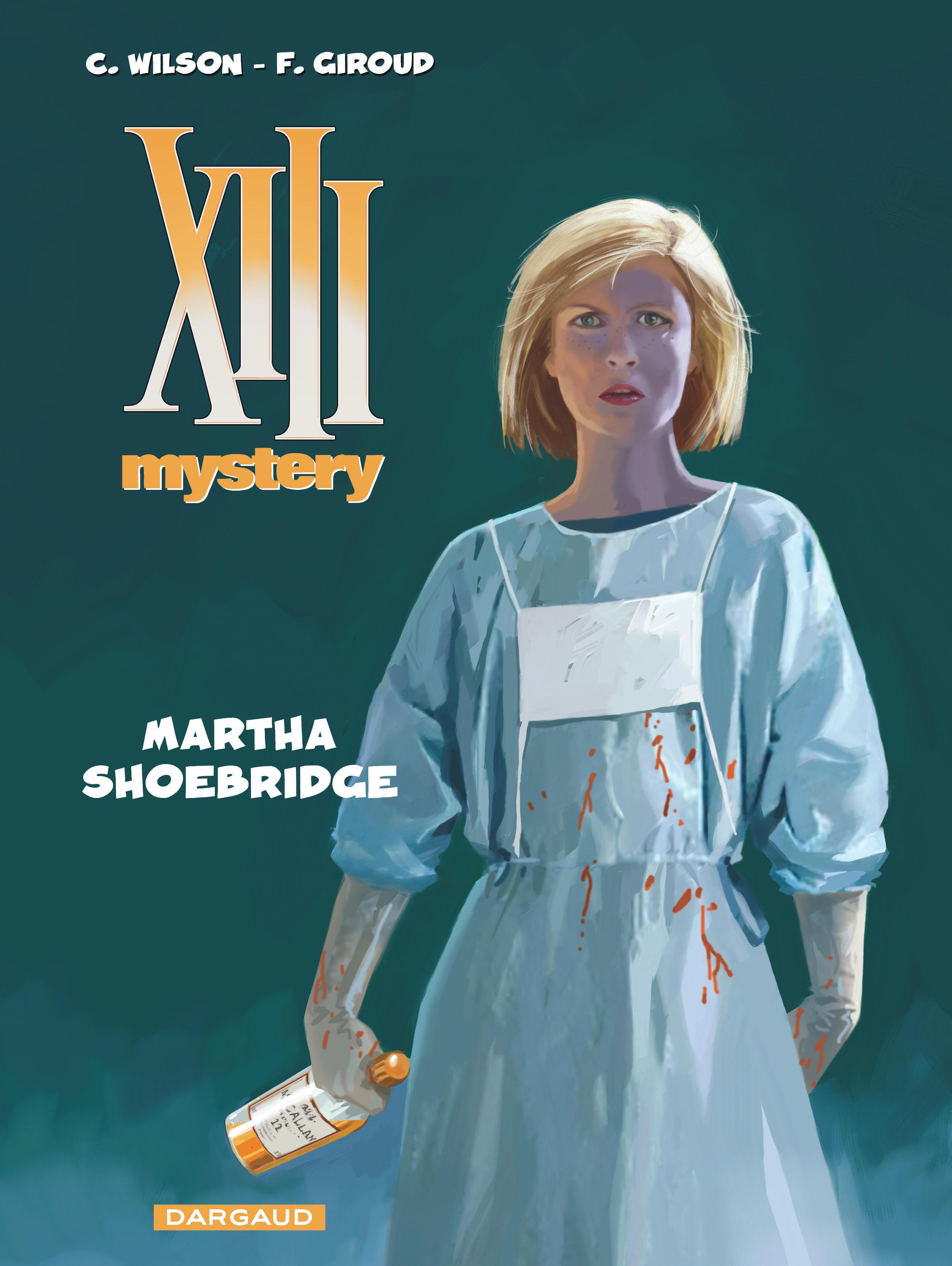 XIII MYSTERY T8 MARTHA SHOEBRIDGE