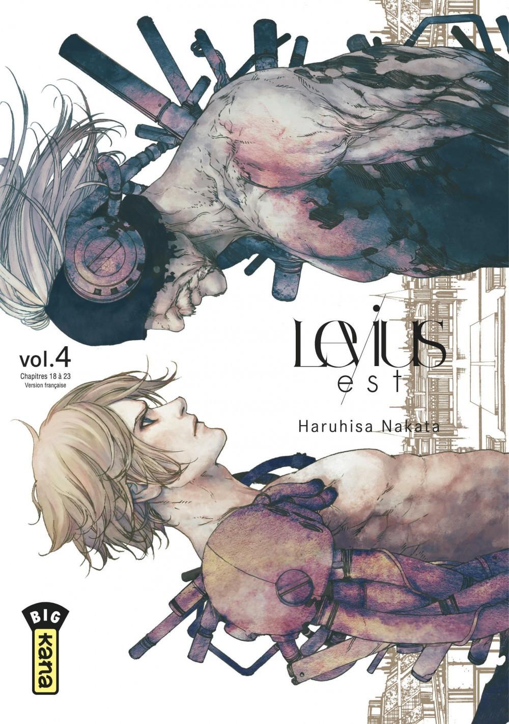 LEVIUS EST (LEVIUS - CYCLE 2), TOME 4