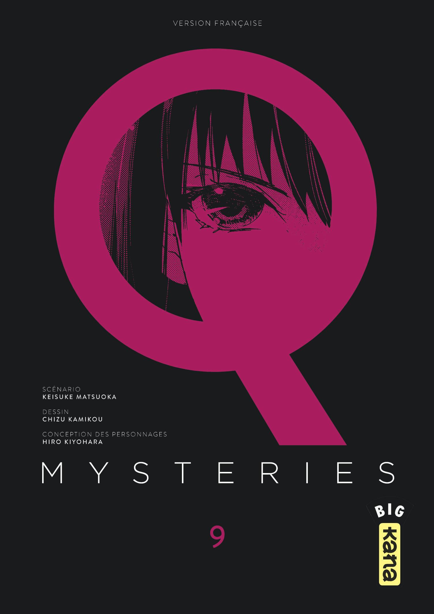 Q MYSTERIES T9