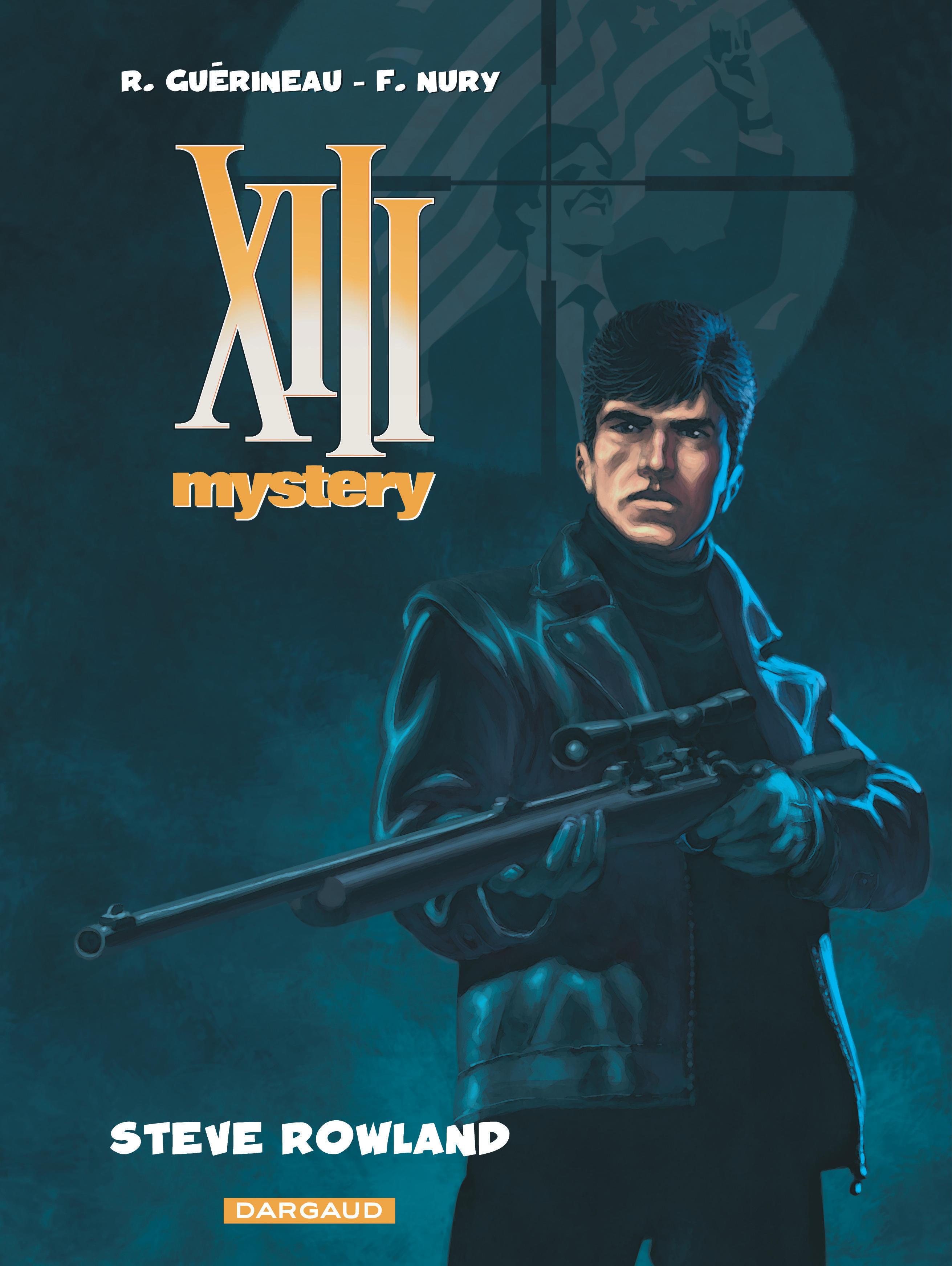 XIII MYSTERY T5 STEVE ROWLAND