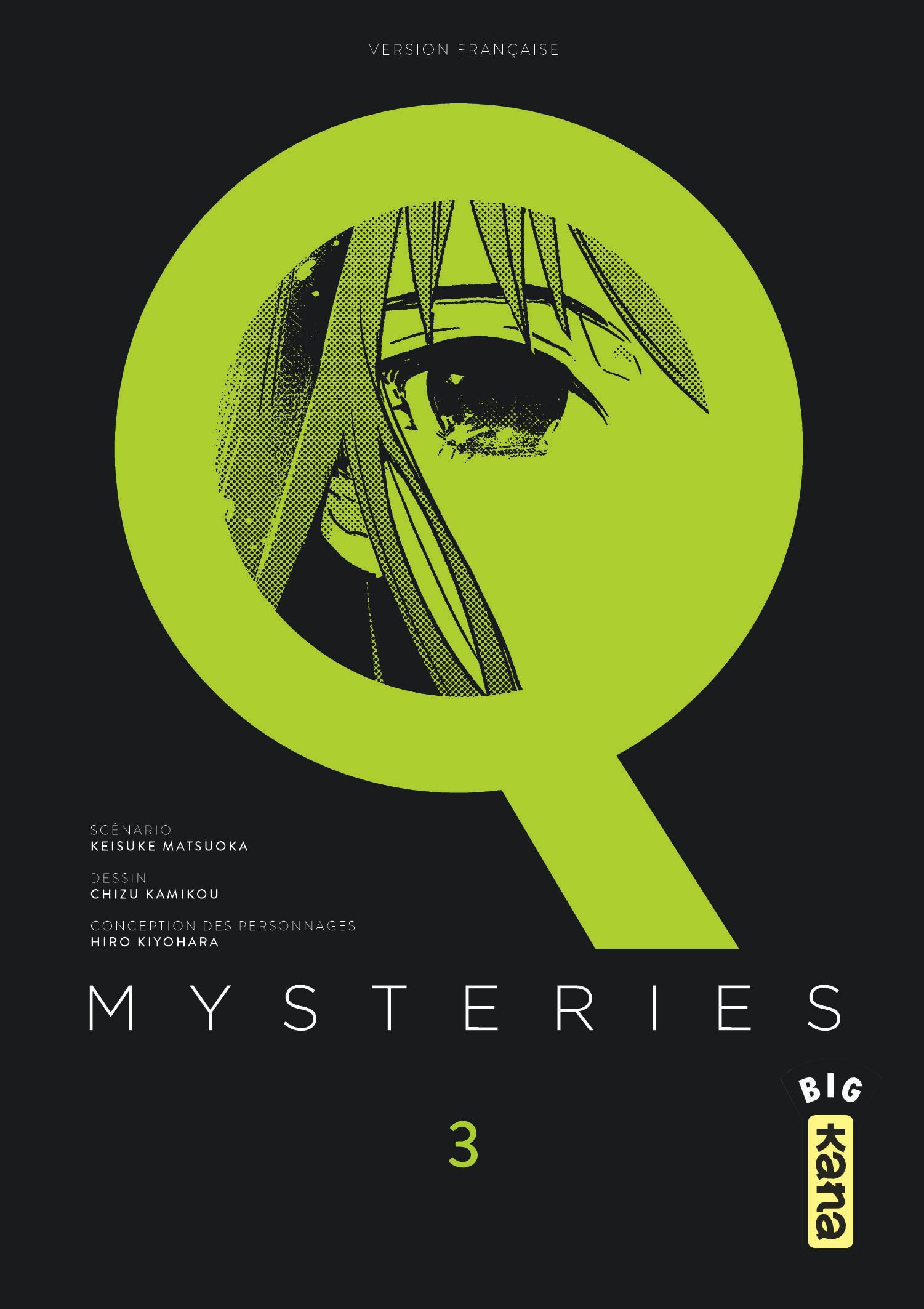 Q MYSTERIES T3