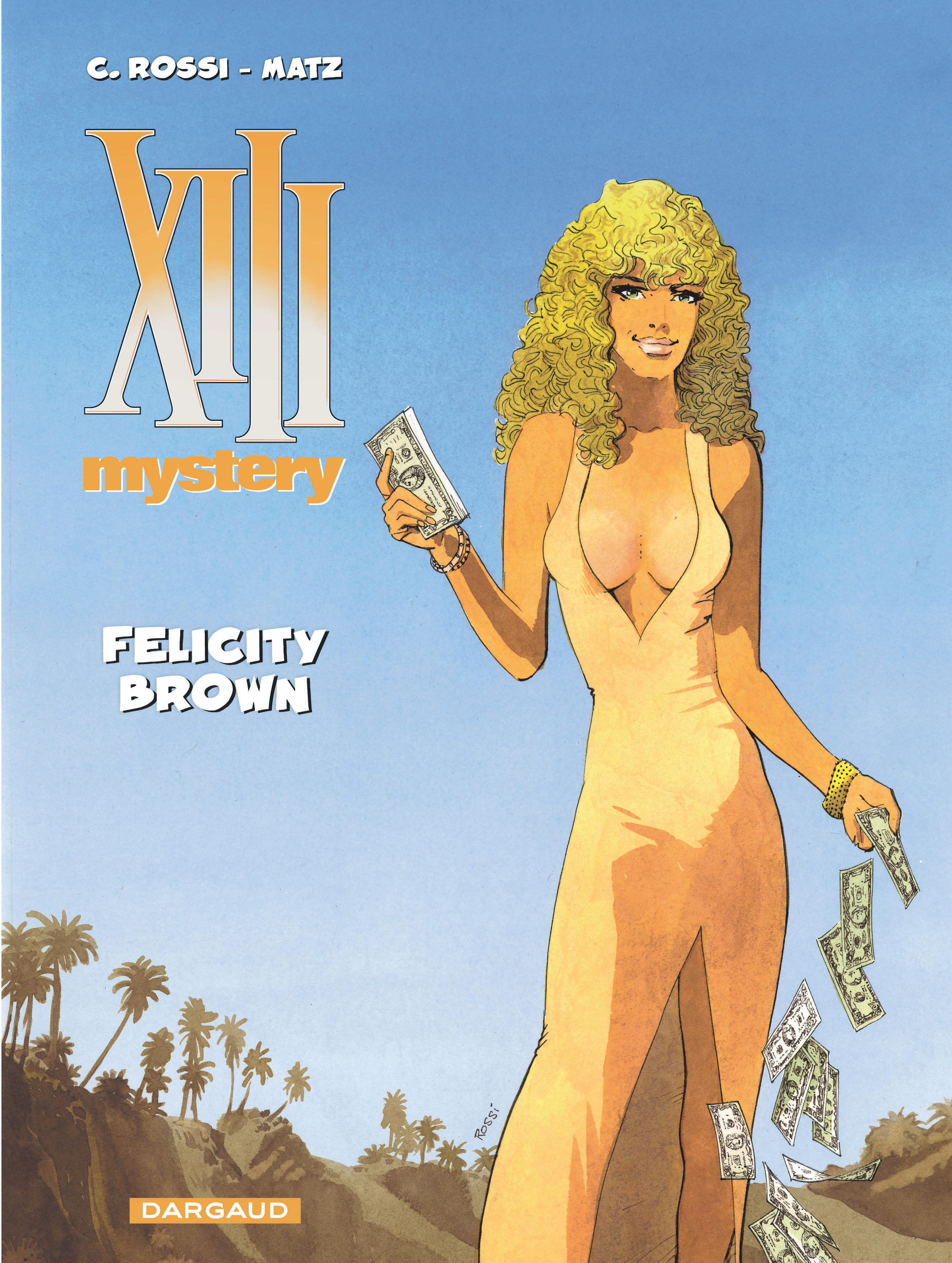 XIII MYSTERY T9 FELICITY BROWN