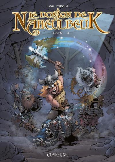 LE DONJON DE NAHEULBEUK - TOME 22