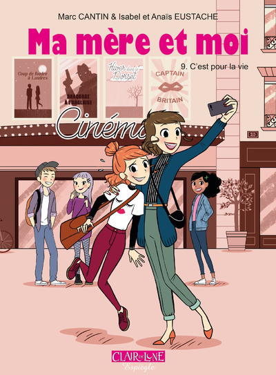 MA MERE ET MOI - TOME 9