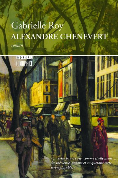 ALEXANDRE CHENEVERT