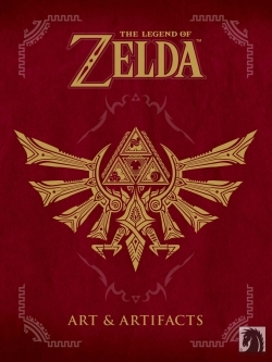 THE LEGEND OF ZELDA : ART & ARTIFACTS - VERSION FRANCAISE