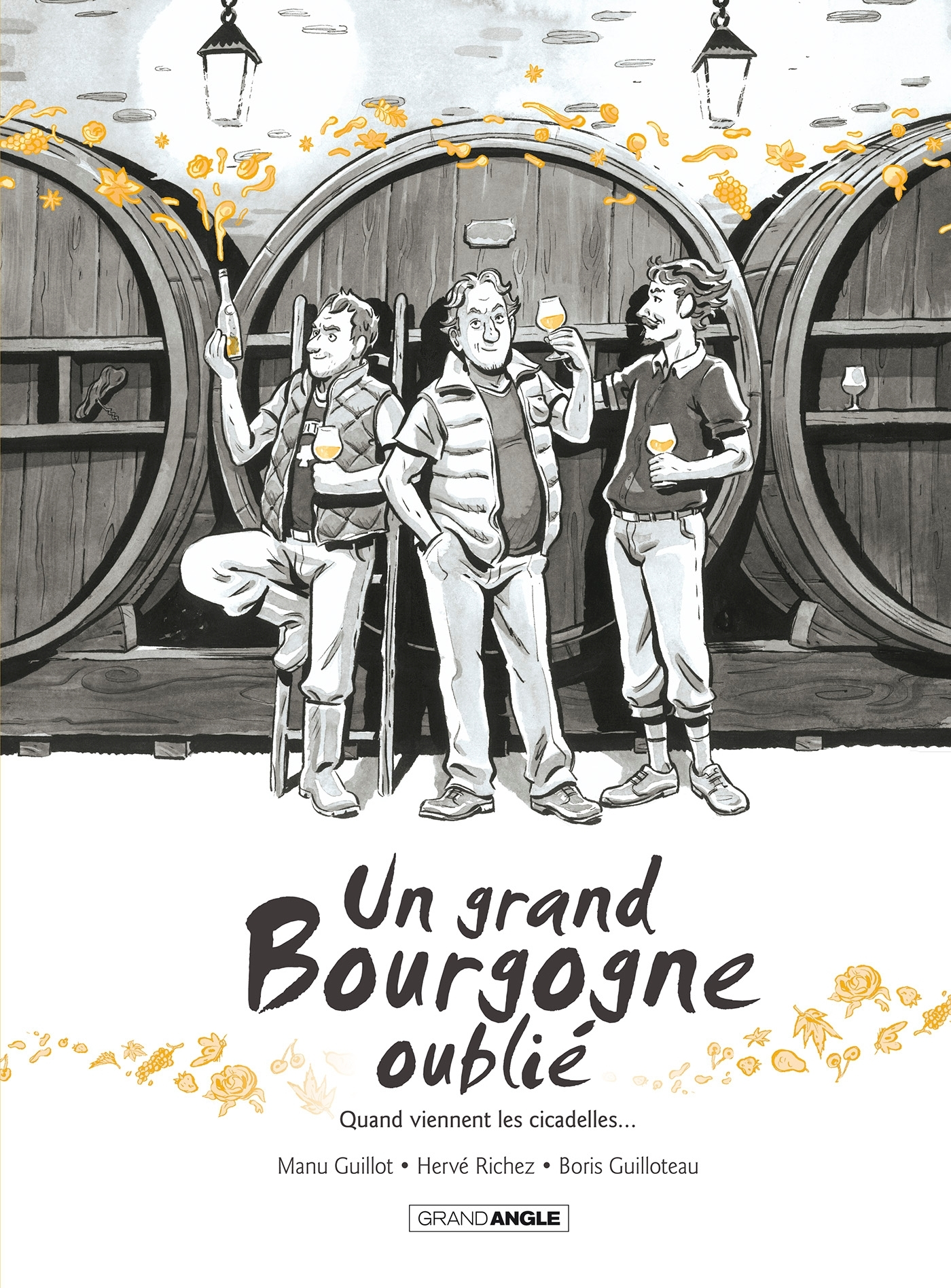 UN GRAND BOURGOGNE OUBLIE - VOLUME 2