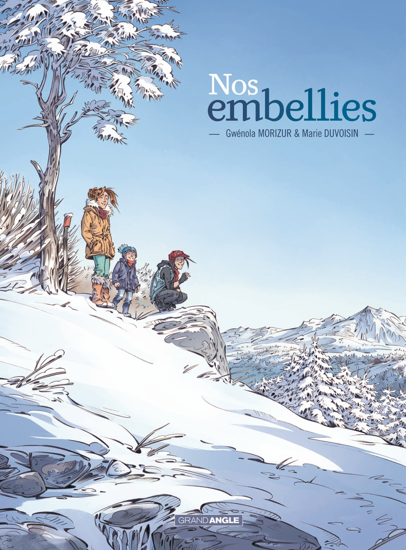 NOS EMBELLIES - HISTOIRE COMPLETE
