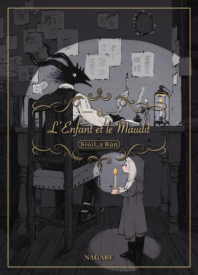 L'ENFANT ET LE MAUDIT - TOME 4
