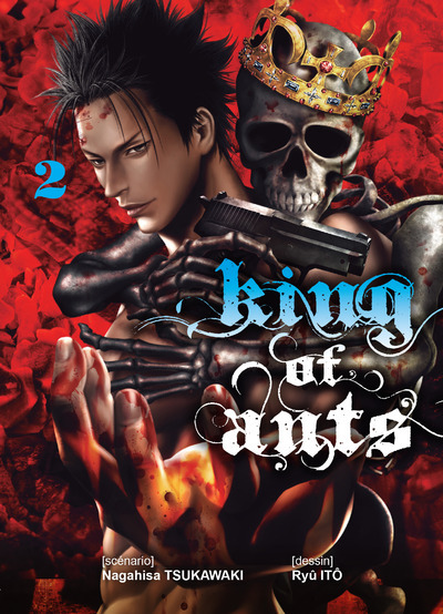 KING OF ANTS - TOME 2