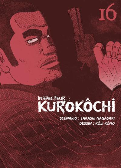 INSPECTEUR KUROKOCHI - TOME 16