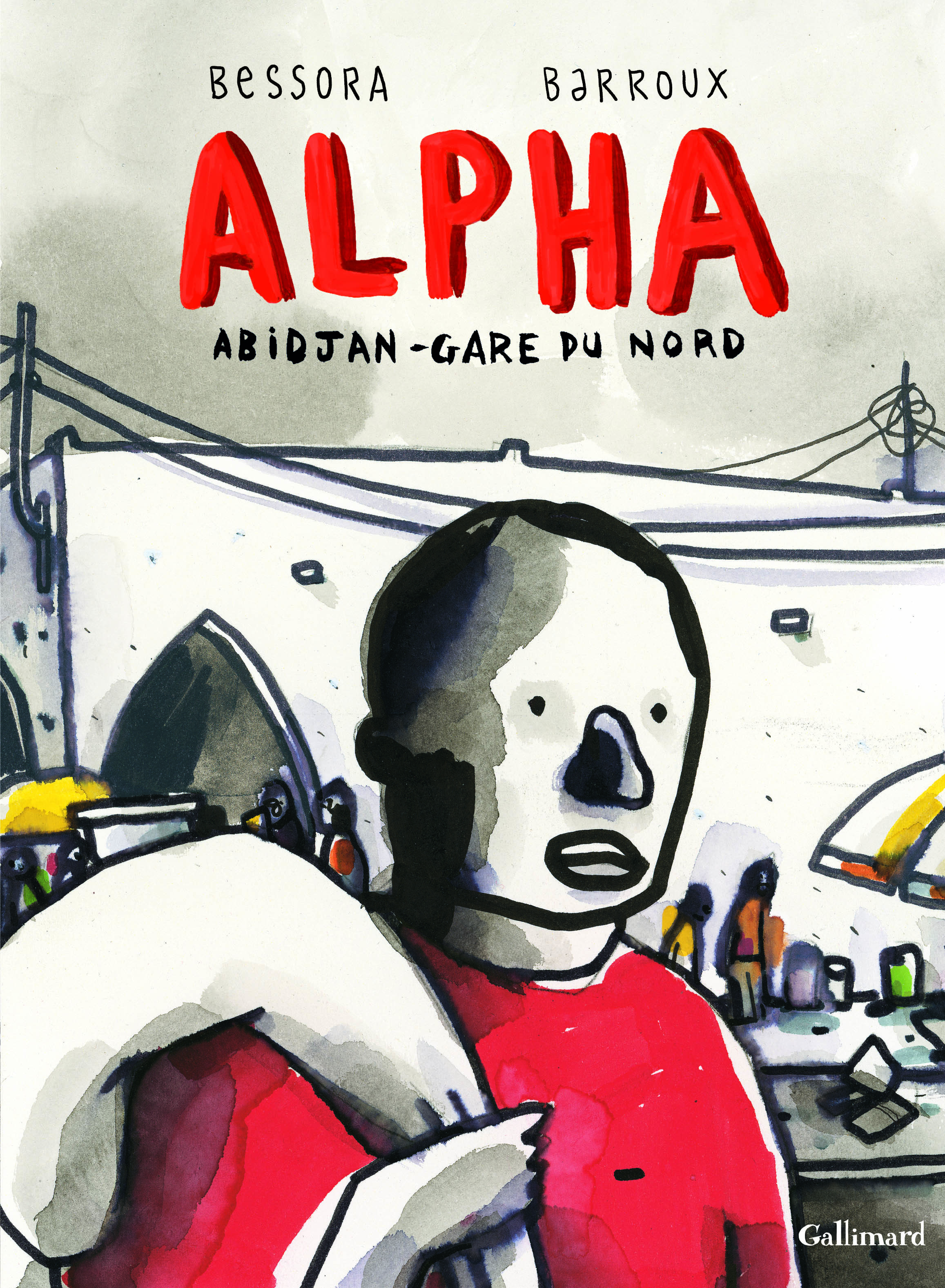 ALPHA, ABIDJAN-GARE DU NORD