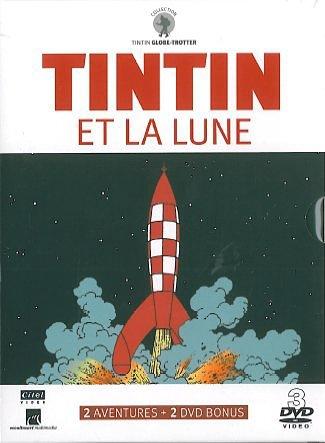 TINTIN ET LA LUNE - DIGIPACK 3 DVD
