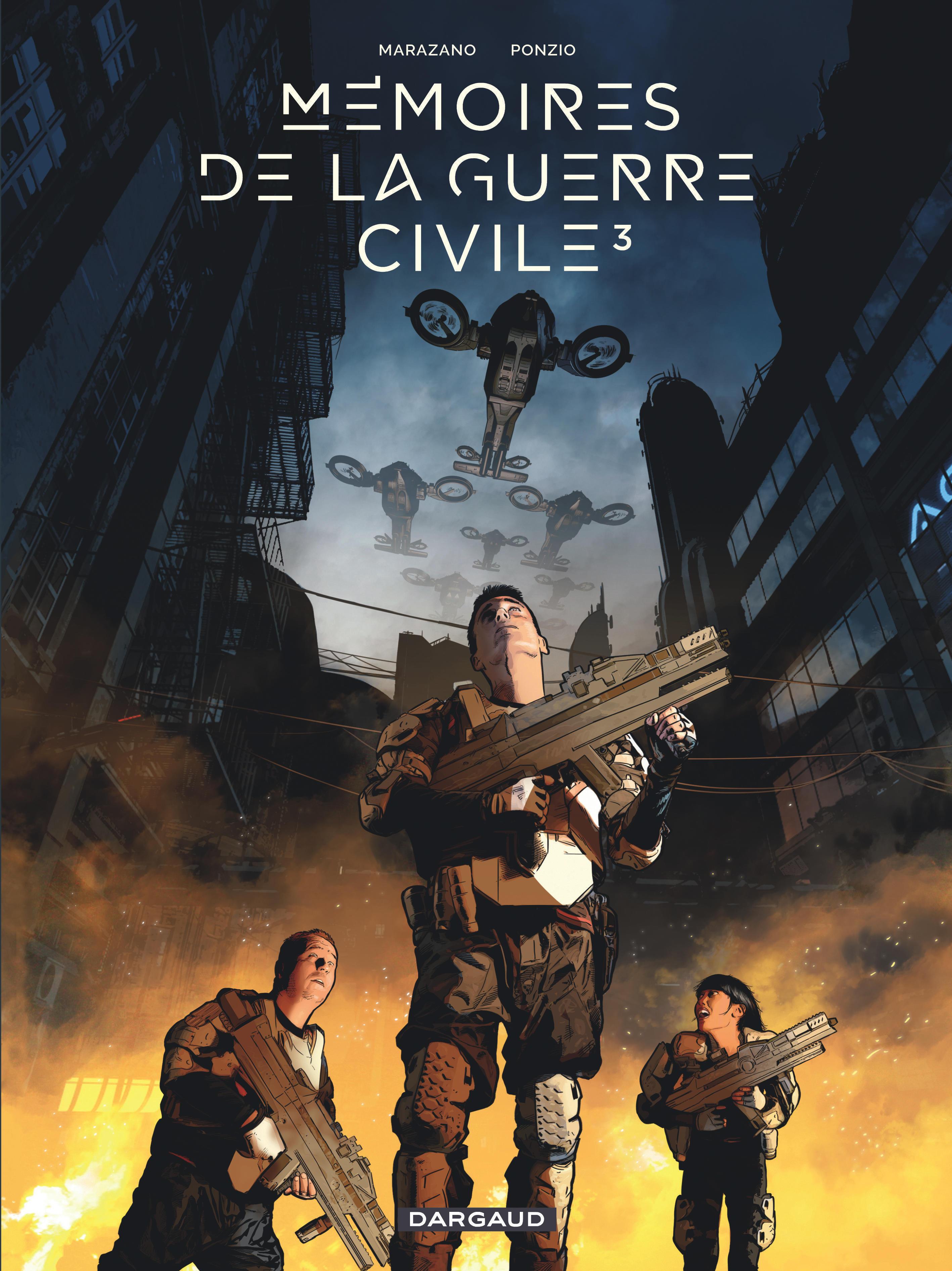 MEMOIRES DE LA GUERRE CIVILE - TOME 3 - MEMOIRES DE LA GUERRE CIVILE - TOME 3