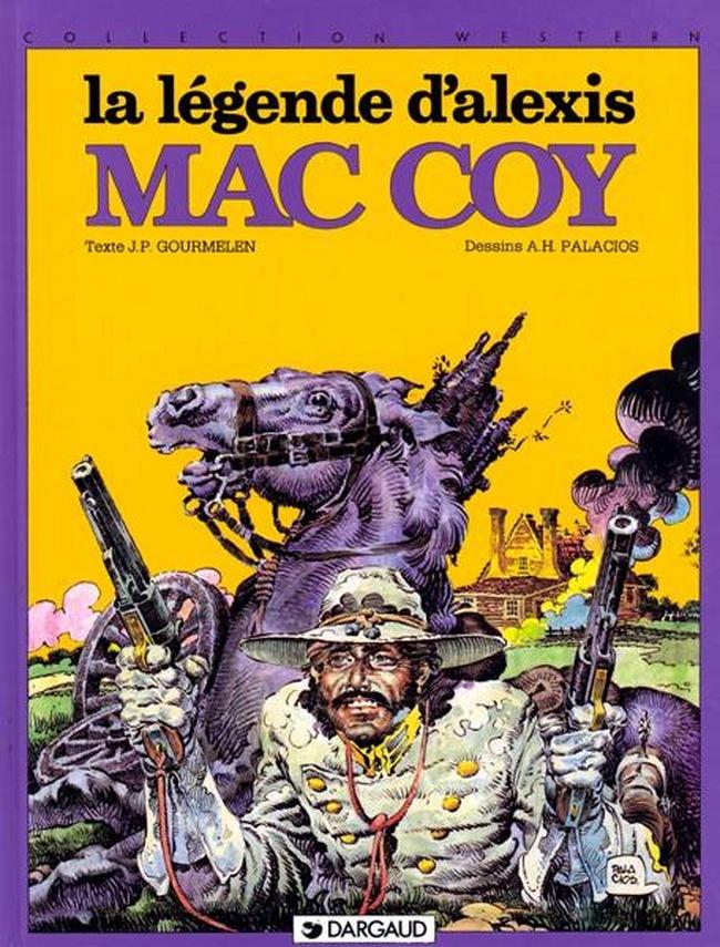 MAC COY T1 LA LEGENDE D'ALEXIS MAC COY