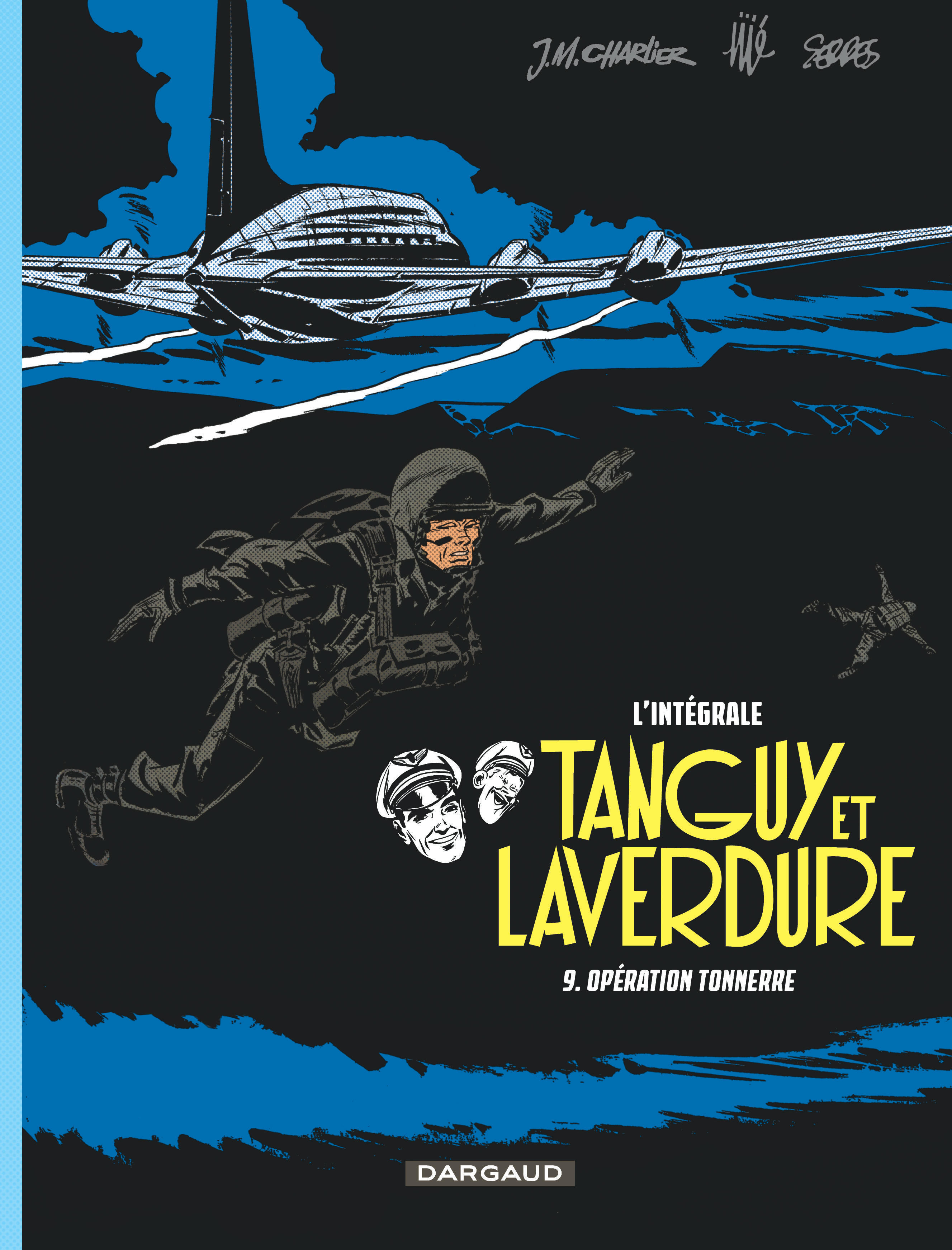 TANGUY ET LAVERDURE (INTEGRALE T9 OPERATION TONNERRE