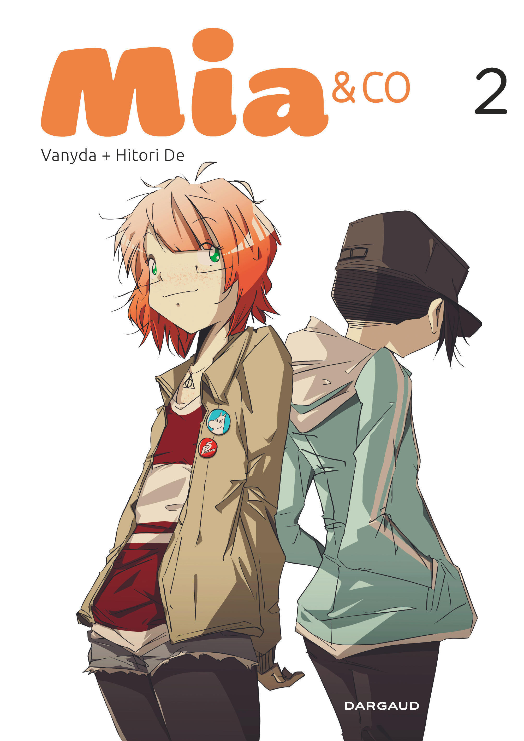 CLARA & CO-NOS ANNEES COLLEGE T2 MIA & CO - TOME 2