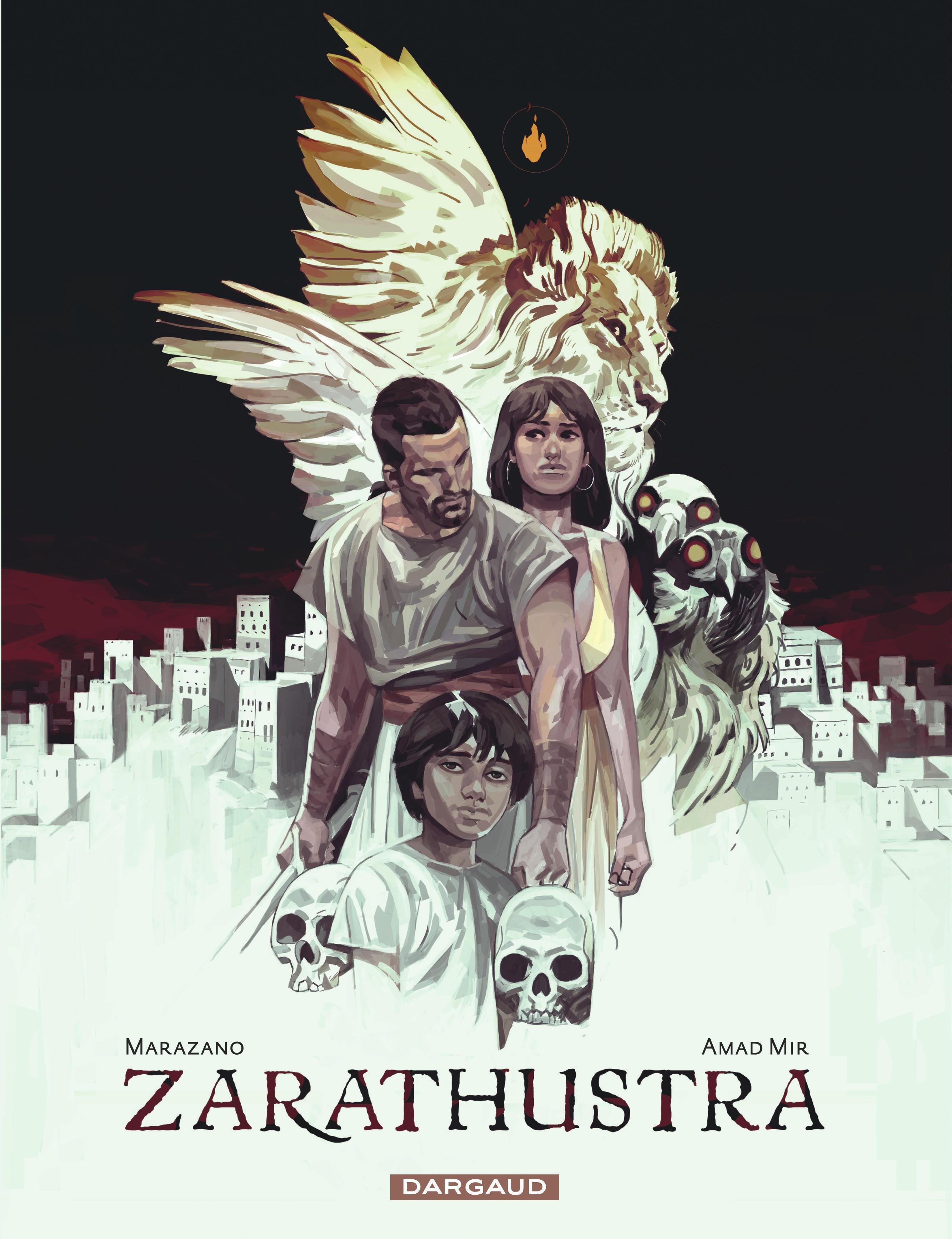 ZARATHUSTRA T1 ZARATHUSTRA - TOME 1 - ZARATHUSTRA (1)