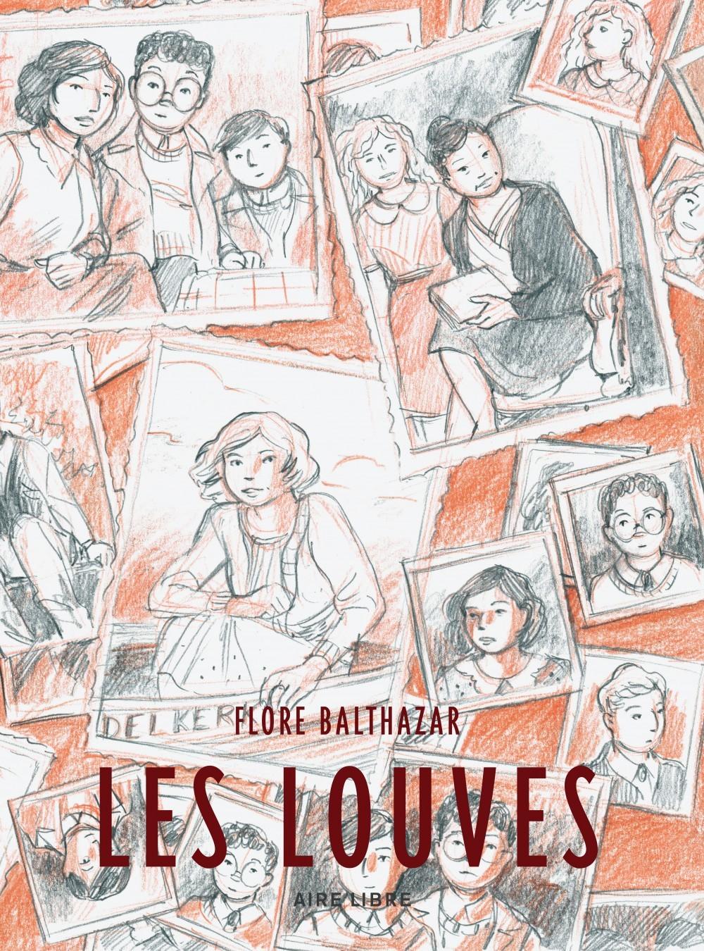 LES LOUVES - TOME 0 - LES LOUVES (EDITION SPECIALE)