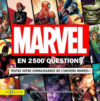 MARVEL EN 2500 QUESTIONS