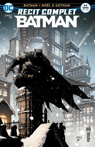RECIT COMPLET BATMAN 04 JOYEUX NOEL, BATMAN !