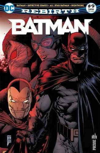 BATMAN REBIRTH 09 BANE EST A GOTHAM !