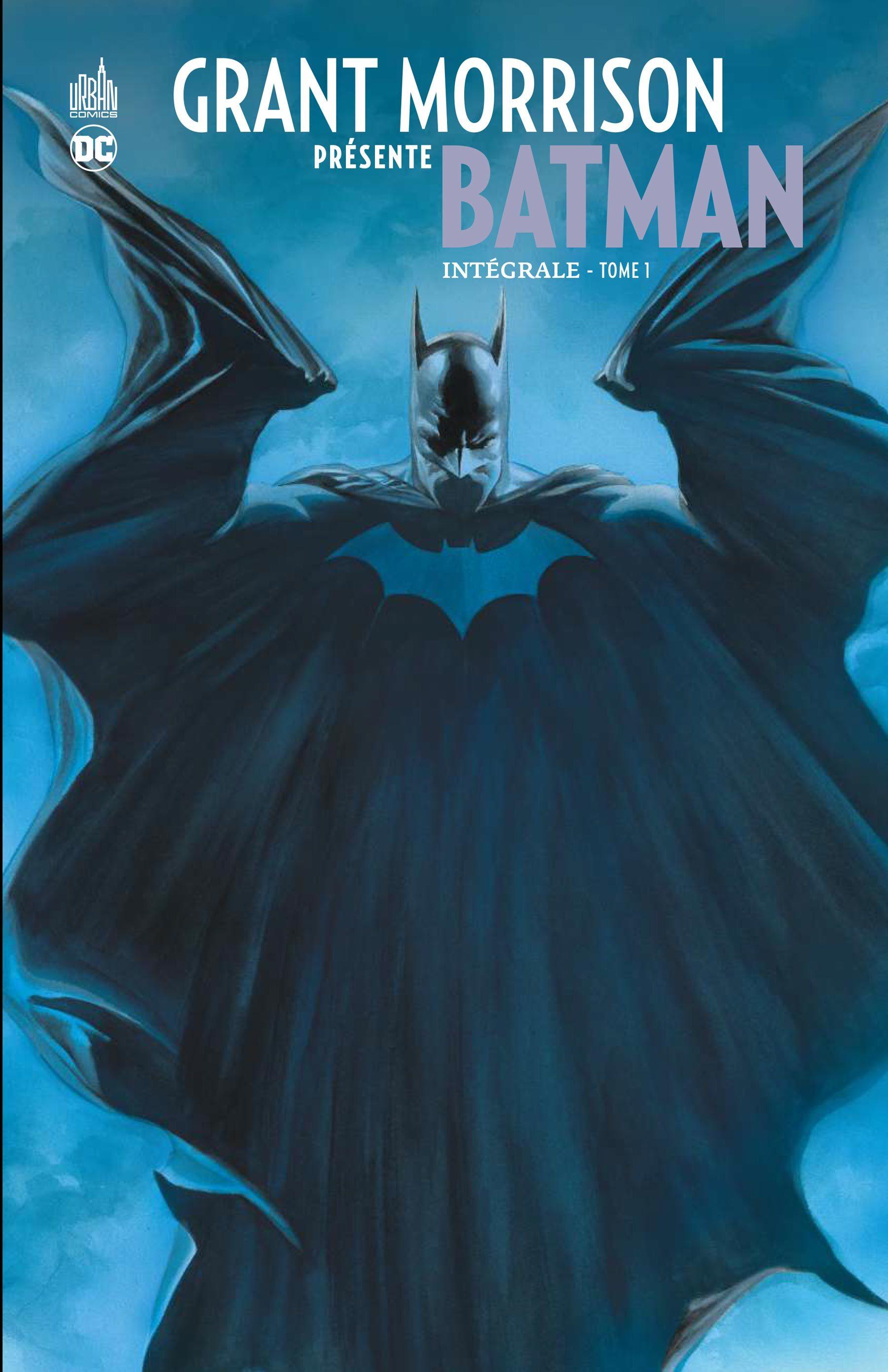 GRANT MORRISON PRESENTE BATMAN INTEGRALE TOME 1