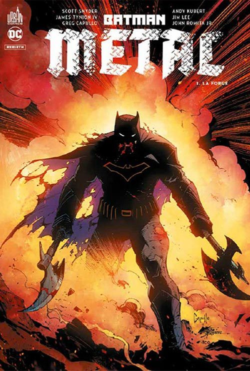 BATMAN METAL TOME 1