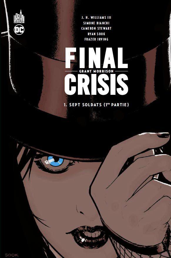 FINAL CRISIS TOME 1
