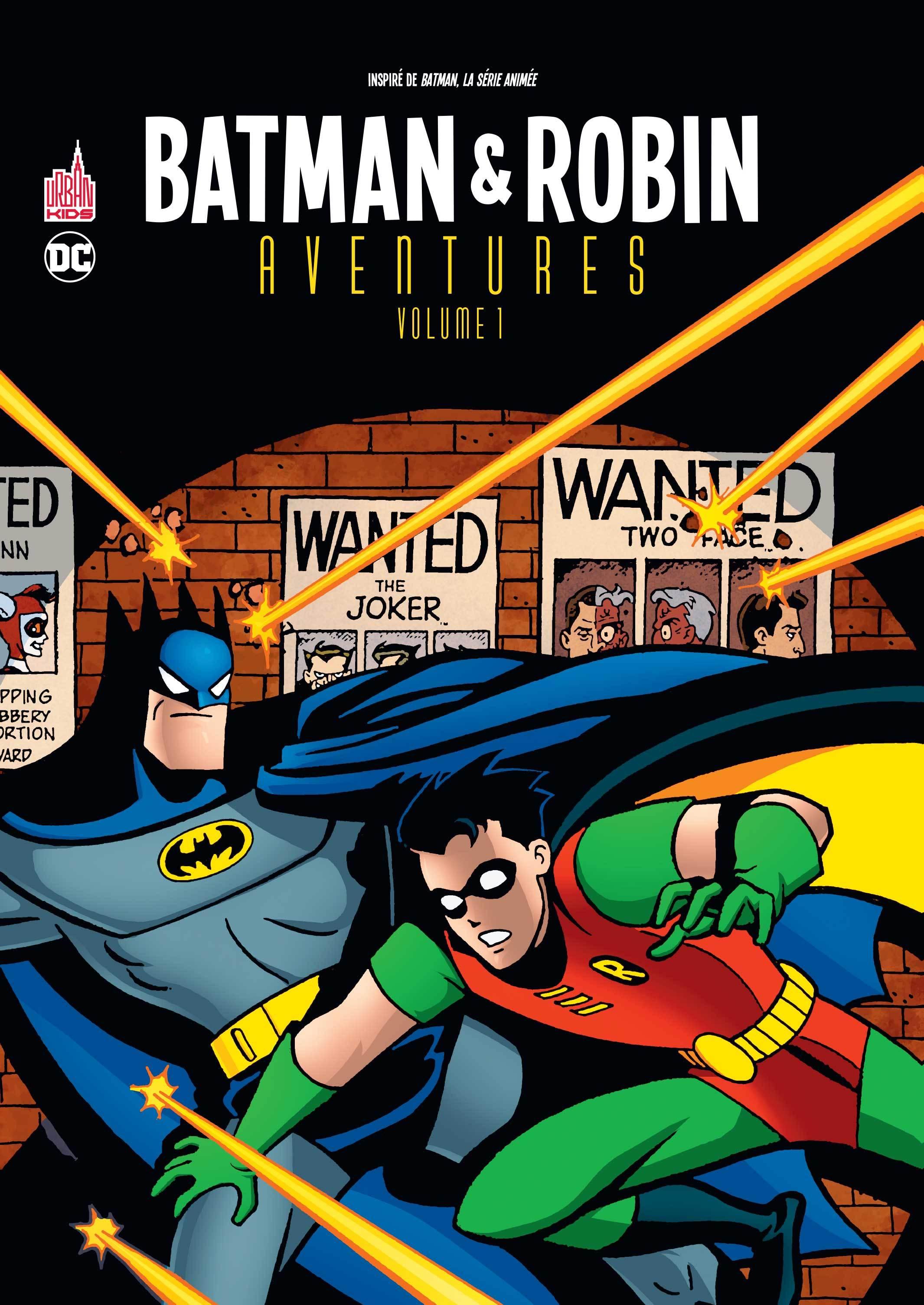 BATMAN & ROBIN AVENTURES TOME 1