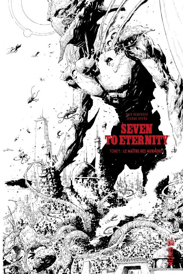 SEVEN TO ETERNITY TOME1-VERSION N&B
