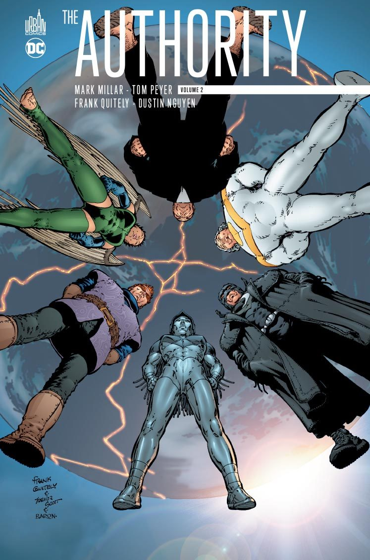 THE AUTHORITY TOME 2