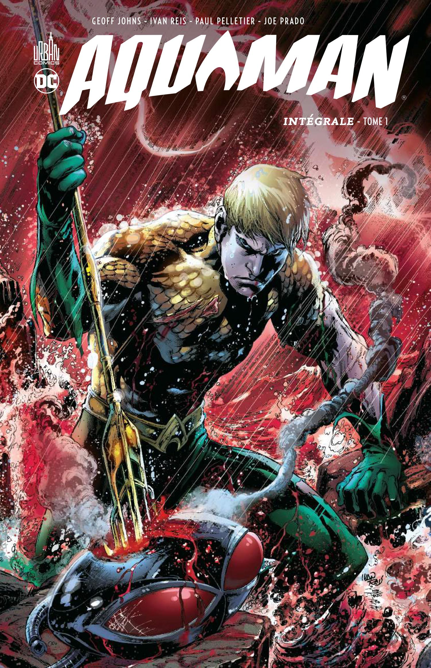 AQUAMAN INTEGRALE TOME 1