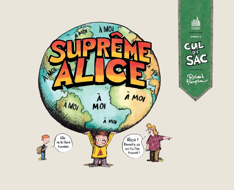 CUL DE SAC TOME 3