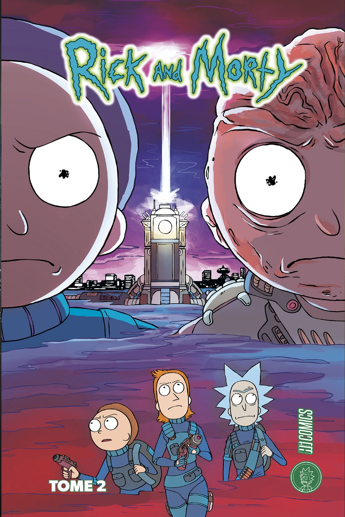 RICK AND MORTY, T2