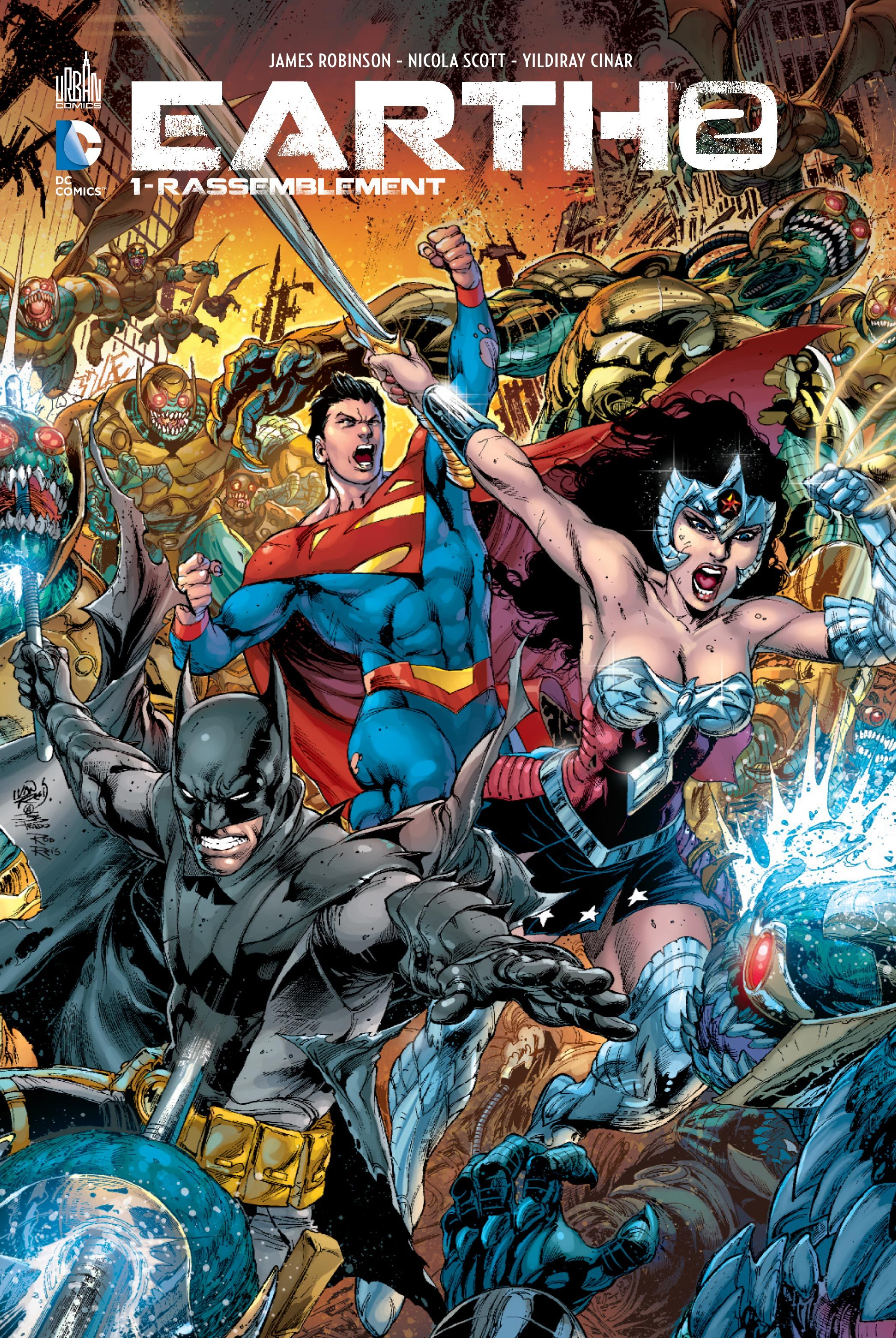 EARTH - 2 TOME 1