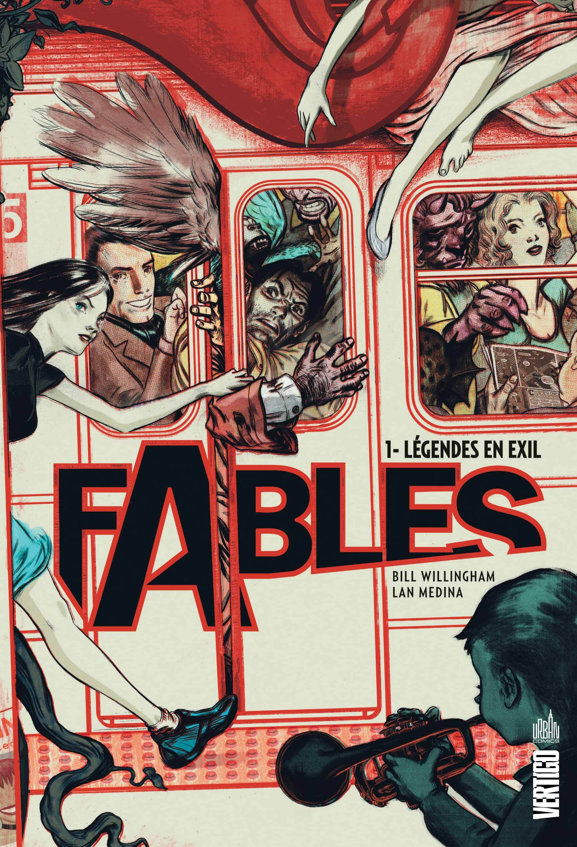 FABLES T1
