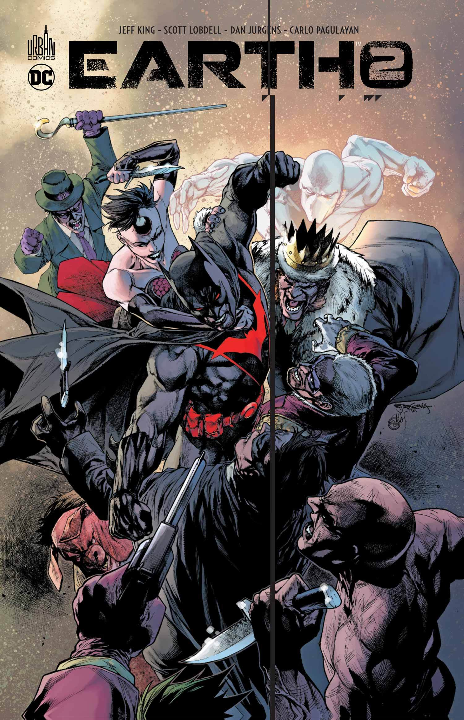 EARTH 2 TOME 6