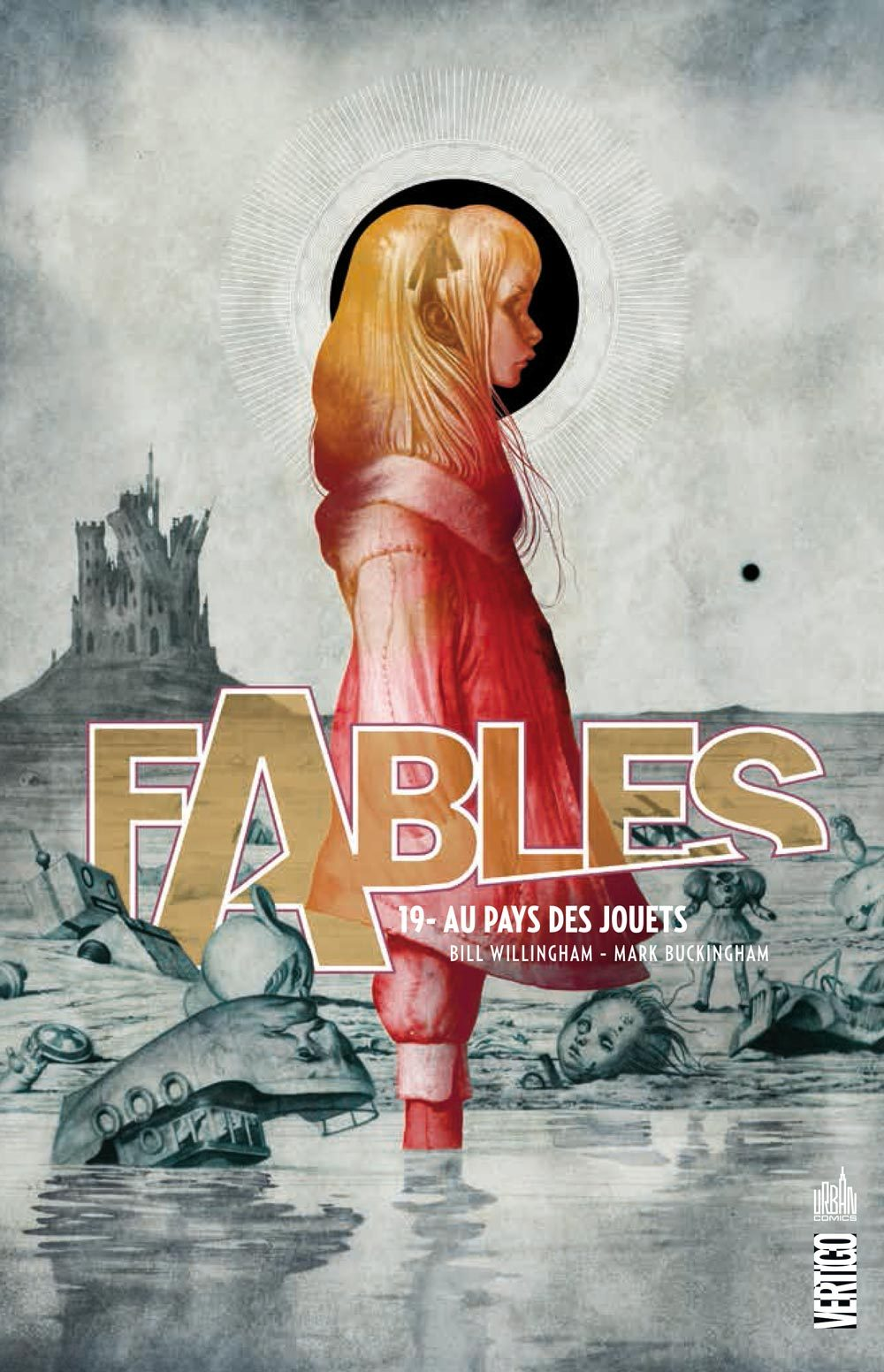FABLES T19